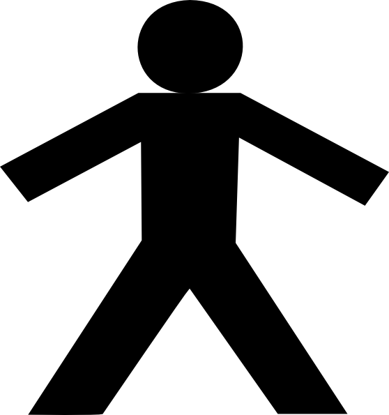 Stick Figure Clip Art No Copyright