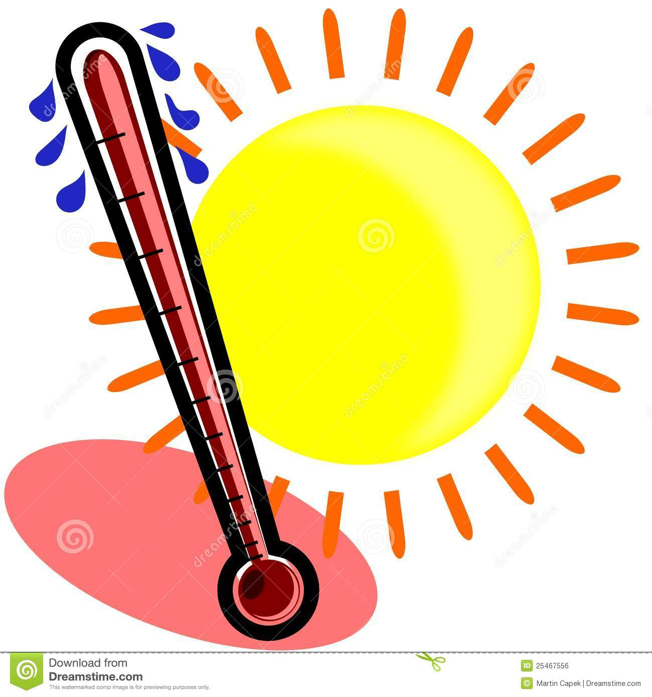 Weather Thermometer Clip Art   Clipart Panda   Free Clipart Images