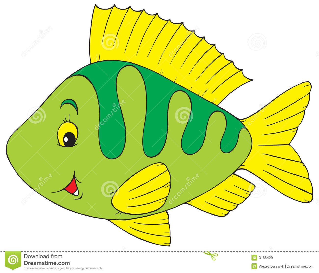 Funny Fish Pond Clipart - Clipart Suggest