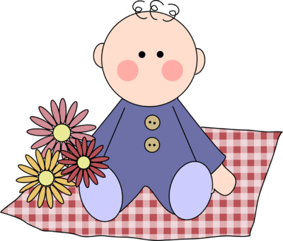 Baby Picnic   Baby Clip Art   Christart Com