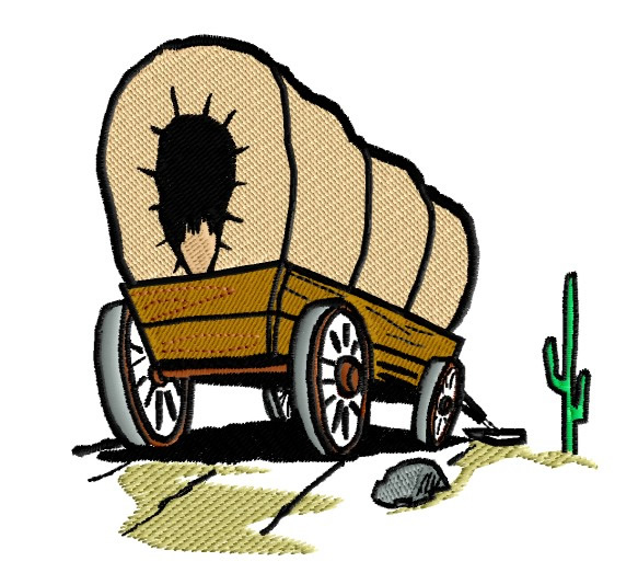 Back   Gallery For   Lds Pioneer Wagon Clip Art
