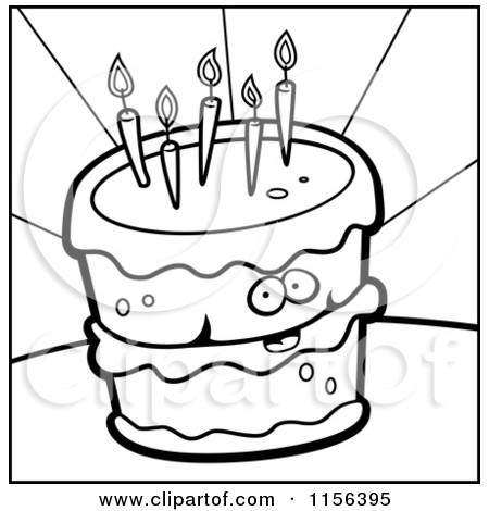 Birthday Party Clip Art Black And White Birthday Party Clip Art