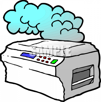 Broken Copy Machine Clipart Royalty Free Copier Clipart
