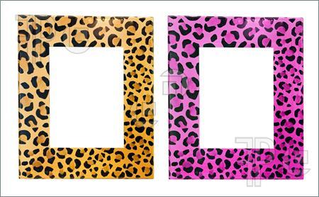 Cheetah Print Clipart - Clipart Kid