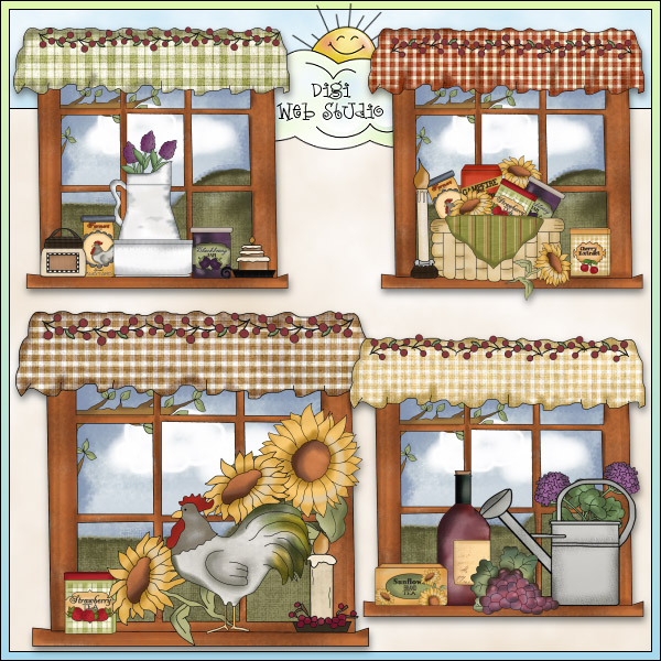 Country Store Clipart - Clipart Kid