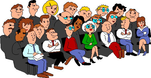 Go Back   Gallery For   People Gathering Clipart
