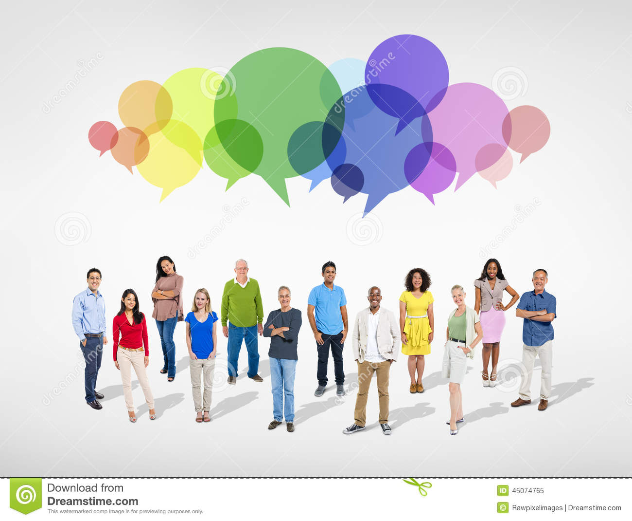 Group Of People Social Gathering Stock Photo   Image  45074765