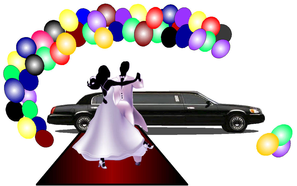 Prom Night Clip Art Limo For Proms
