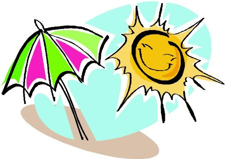 Hot Weather Cli... Free Clip Art Weather Pictures