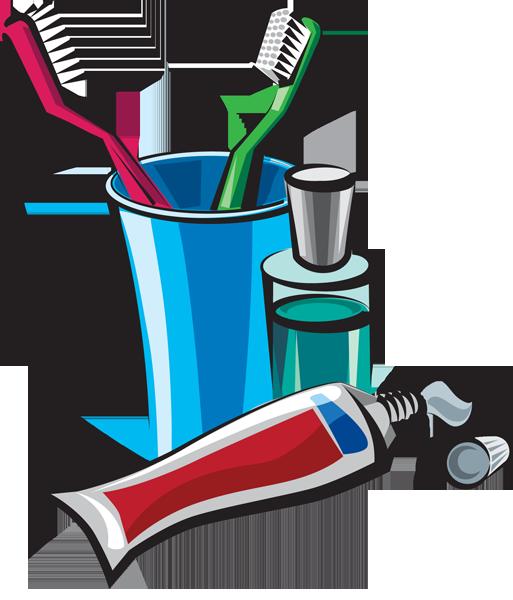 Toiletries Clipart Clipart Suggest
