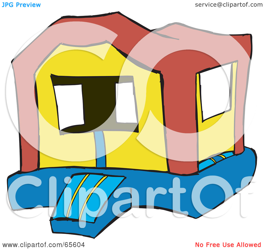Bounce House No Background Clipart