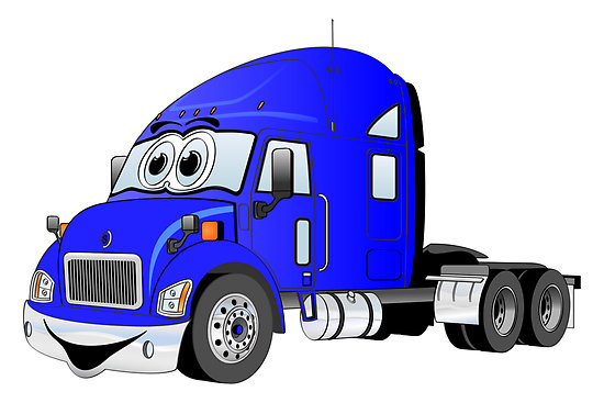 Cartoon Trucks Pictures   Cliparts Co