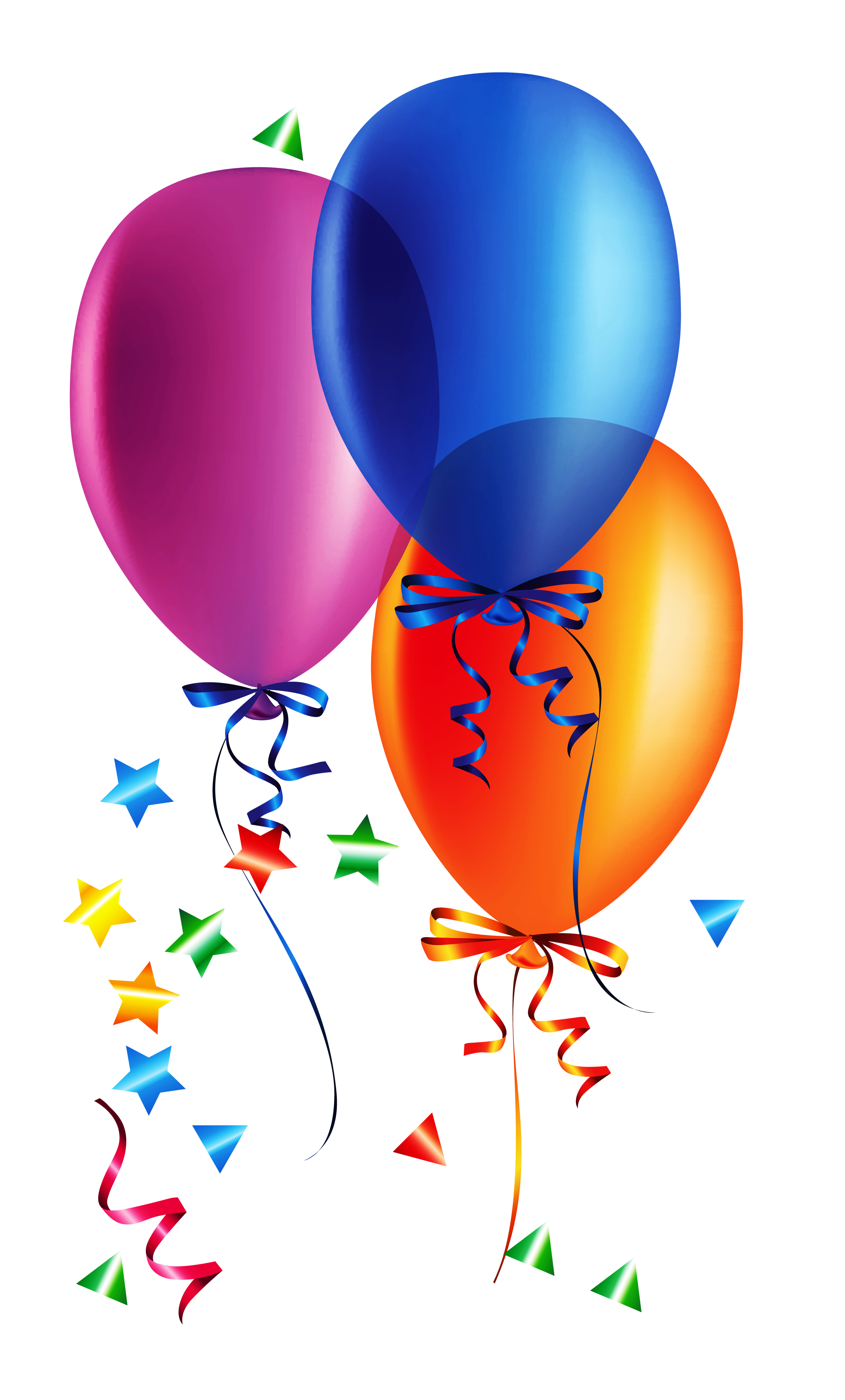 Microsoft Balloons Clipart - Clipart Kid