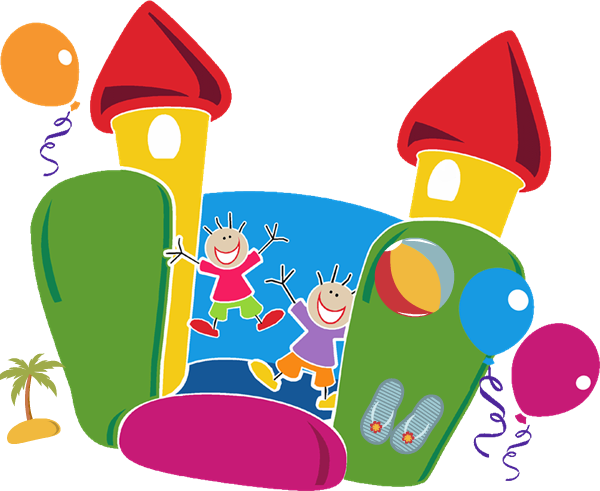 Go Back   Gallery For   Bounce House Clip Art