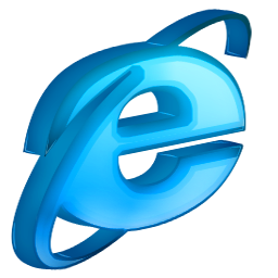 Internet Explorer 3d Icon