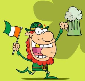 Irish Beer Clipart - Clipart Kid