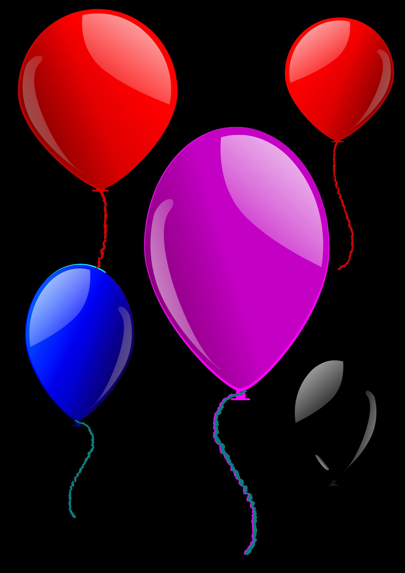 balloon clip art microsoft - photo #5