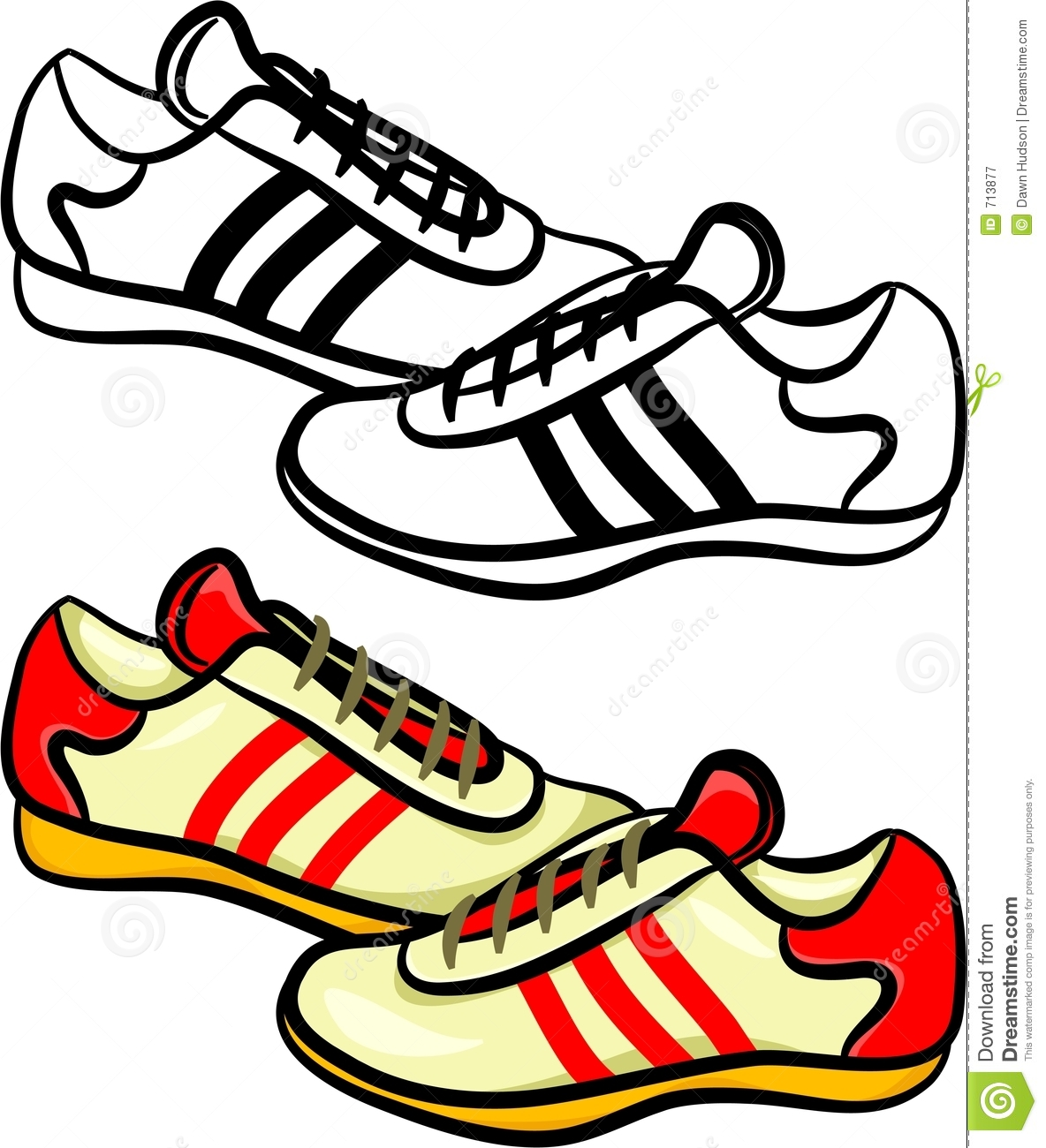 Pair Of Shoes Clipart - Clipart Suggest