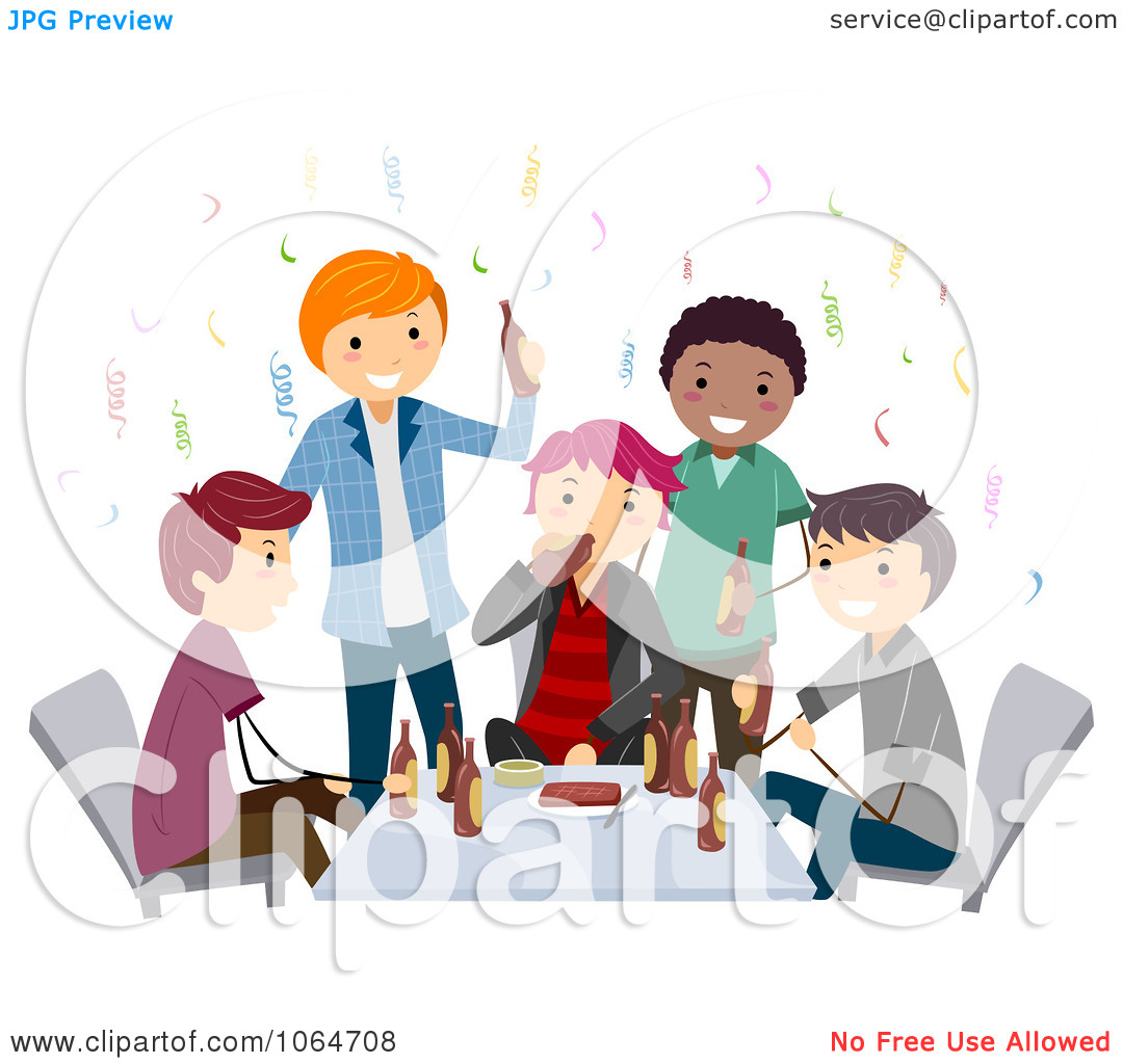 girls drinking alcohol clipart clipart kid
