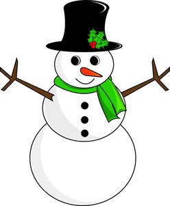 Snowman Top Hat Clipart Clipart Panda Free Clipart Images