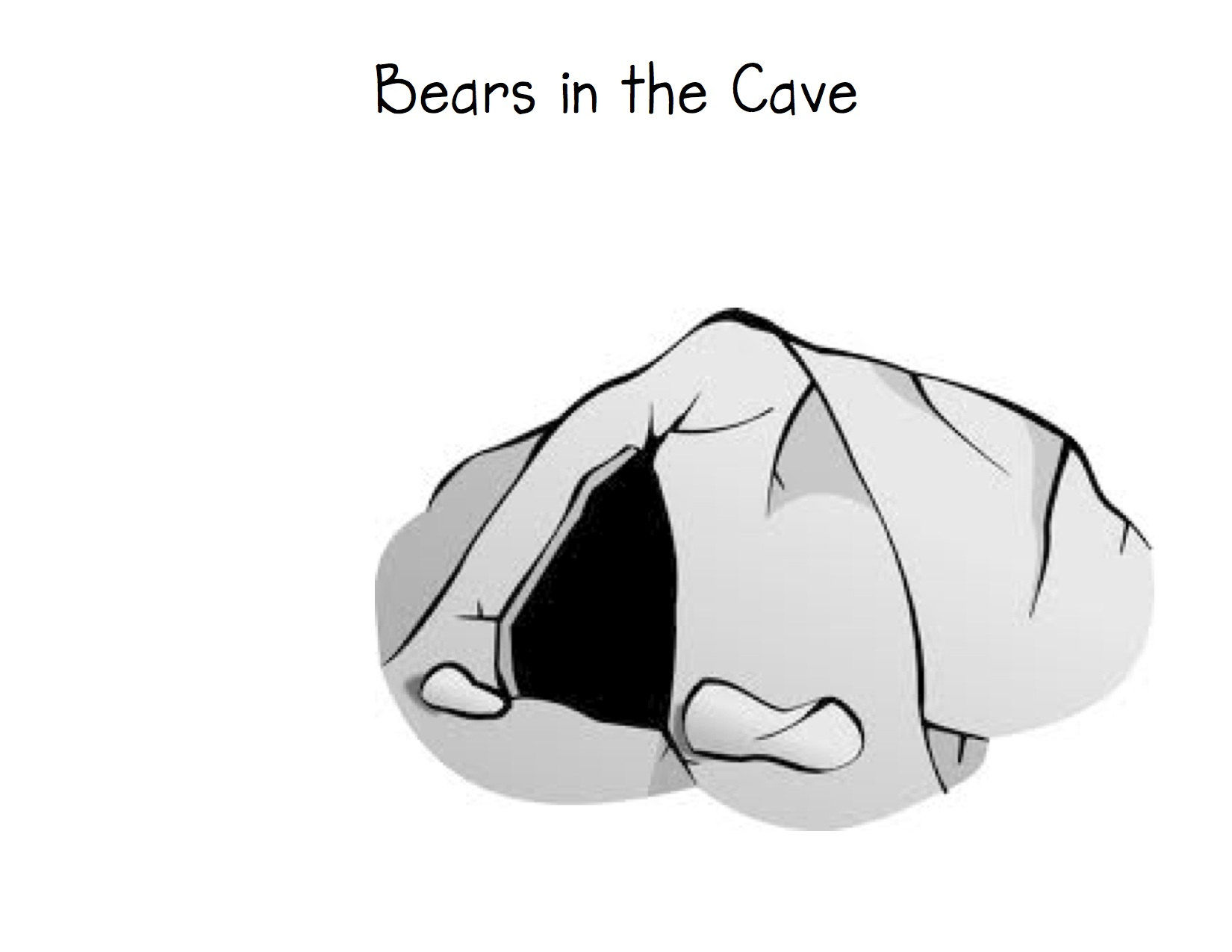 Bear Cave Clipart Bears In Caves