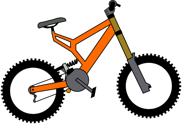 Free Bicycle Clipart - Clipart Kid