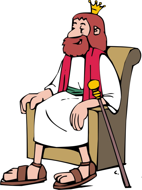 Clipart   King David 1
