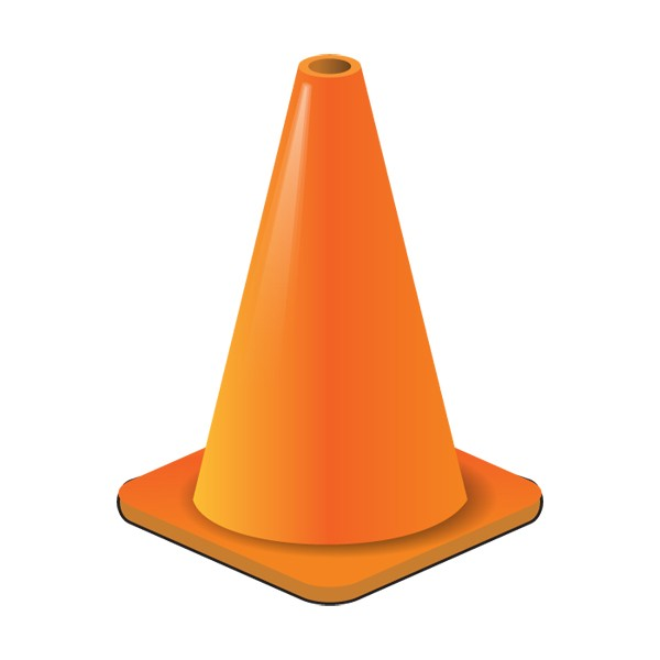 Clip Art Cone Clip Art traffic cone clipart kid clipartbest com