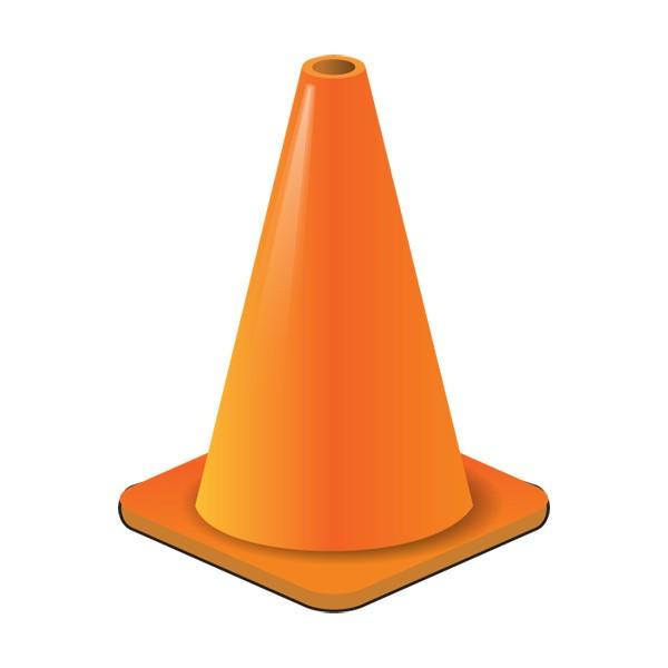 Clip Art Cone Clip Art traffic cone clipart kid clipartbest com