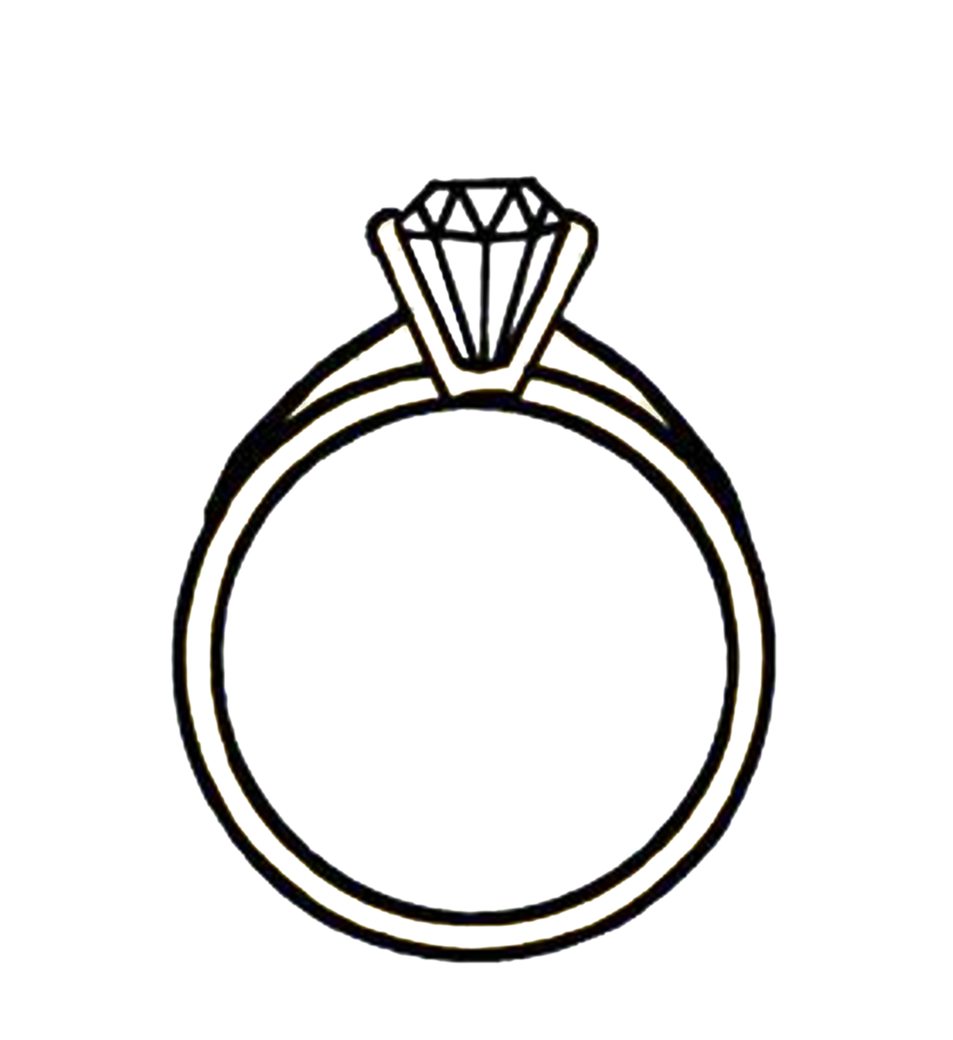 Diamond Ring Clipart   Clipart Panda   Free Clipart Images