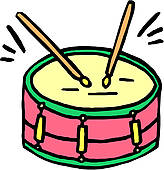 Drum Clipart And Stock