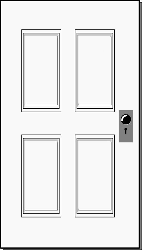 Closed Office Door Clipart Clip Art Cartoon Door Clipart Clipart Kid