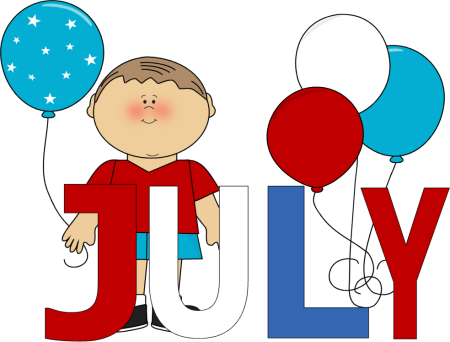 July Clipart   Cliparts Co