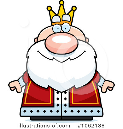 King Clipart  1062138   Illustration By Cory Thoman