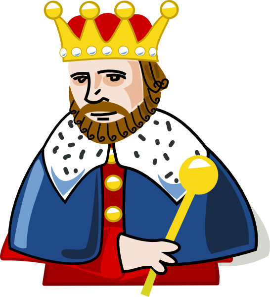 King Solo Clip Art At Clker Com   Vector Clip Art Online Royalty Free