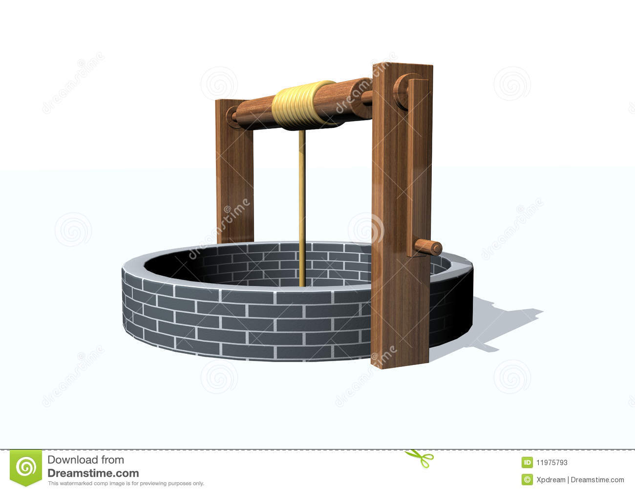 Water Well Clipart Old Well Stock Photos