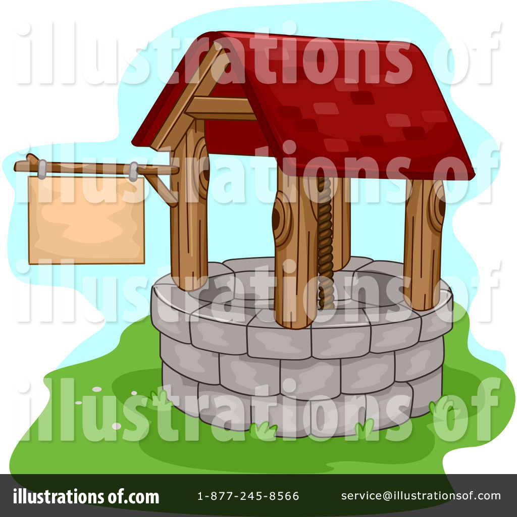 Water Well Clipart Royalty Free  Rf  Well Clipart