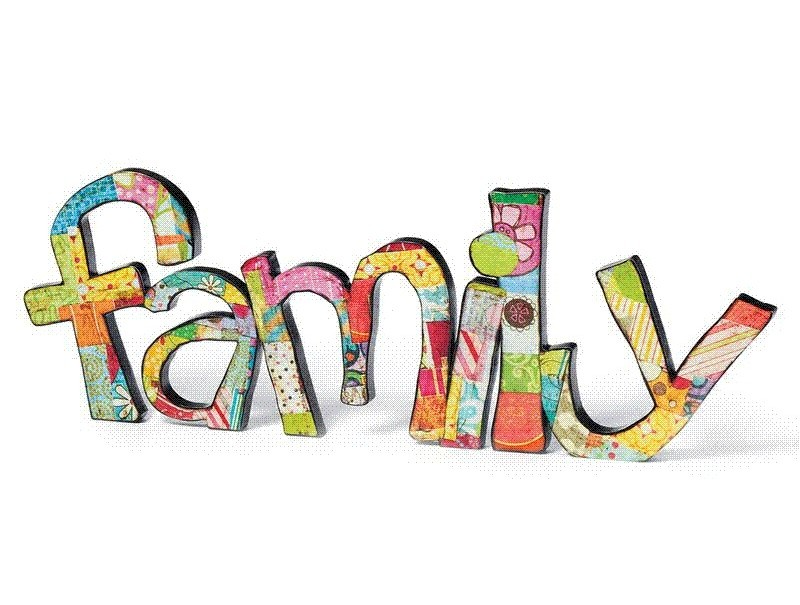 We Are Family Clipart - Clipart Kid