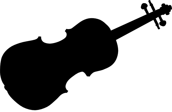 Cartoon Violin Images: Cartoon Violin Clipart