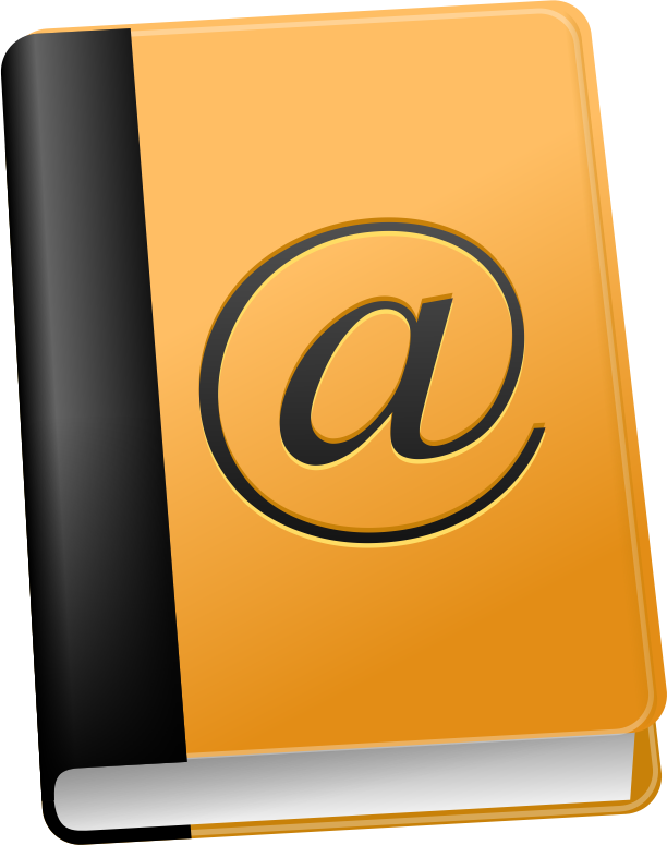 Address Book Clipart   Cliparthut   Free Clipart