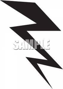 Bolt Royalty Free Clipart Picture 091005 196050 209009 Lightning Bolt