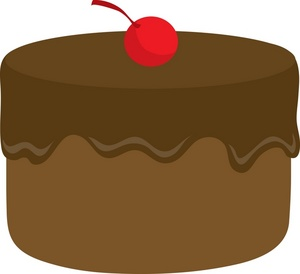 Chocolate Cake Clipart : Chocolate Cake Clipart - Clipart Suggest