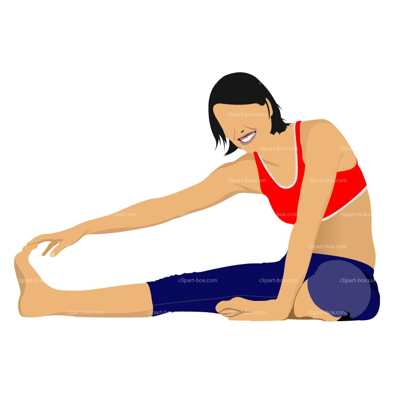 Stretching Clipart - Clipart Suggest