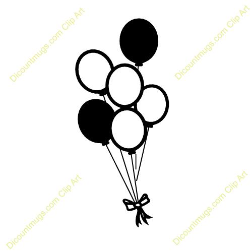 Confetti Clipart Black And White