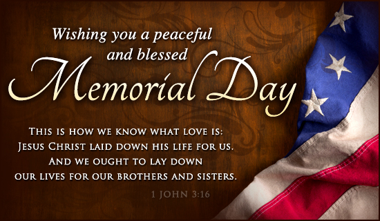 Memorial Day Bible Verses Christian Quotes And Prayers   Gospelherald