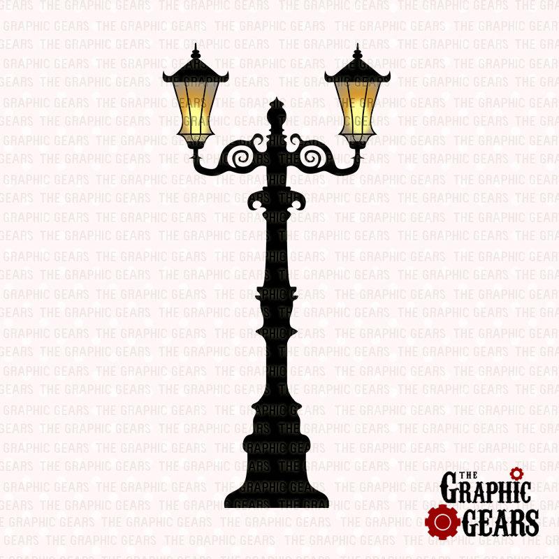 Street Light Post Clipart Clipart Suggest