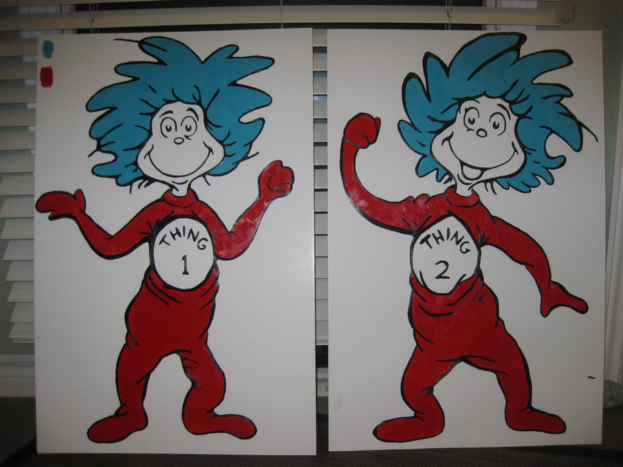 photograph regarding Thing 1 and Thing 2 Printable Template known as Factor 1 And Factor 2 Black And White Clipart - Clipart Little one. T