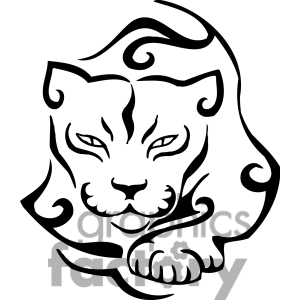 Cougar Clipart Free   Clipart Panda   Free Clipart Images