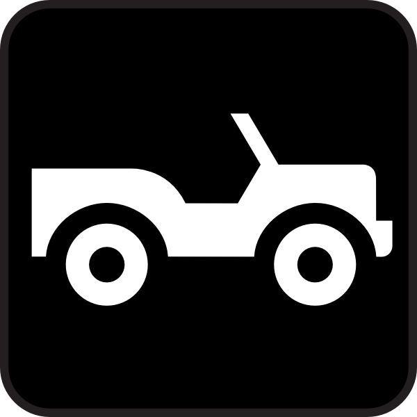 Jeep Truck Car Clip Art At Clker Com   Vector Clip Art Online Royalty