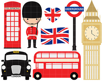 London England Clipart - Clipart Kid